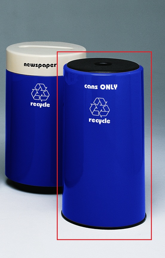 Recycling Containers For Cans