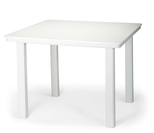 "42"" Square Top Table"