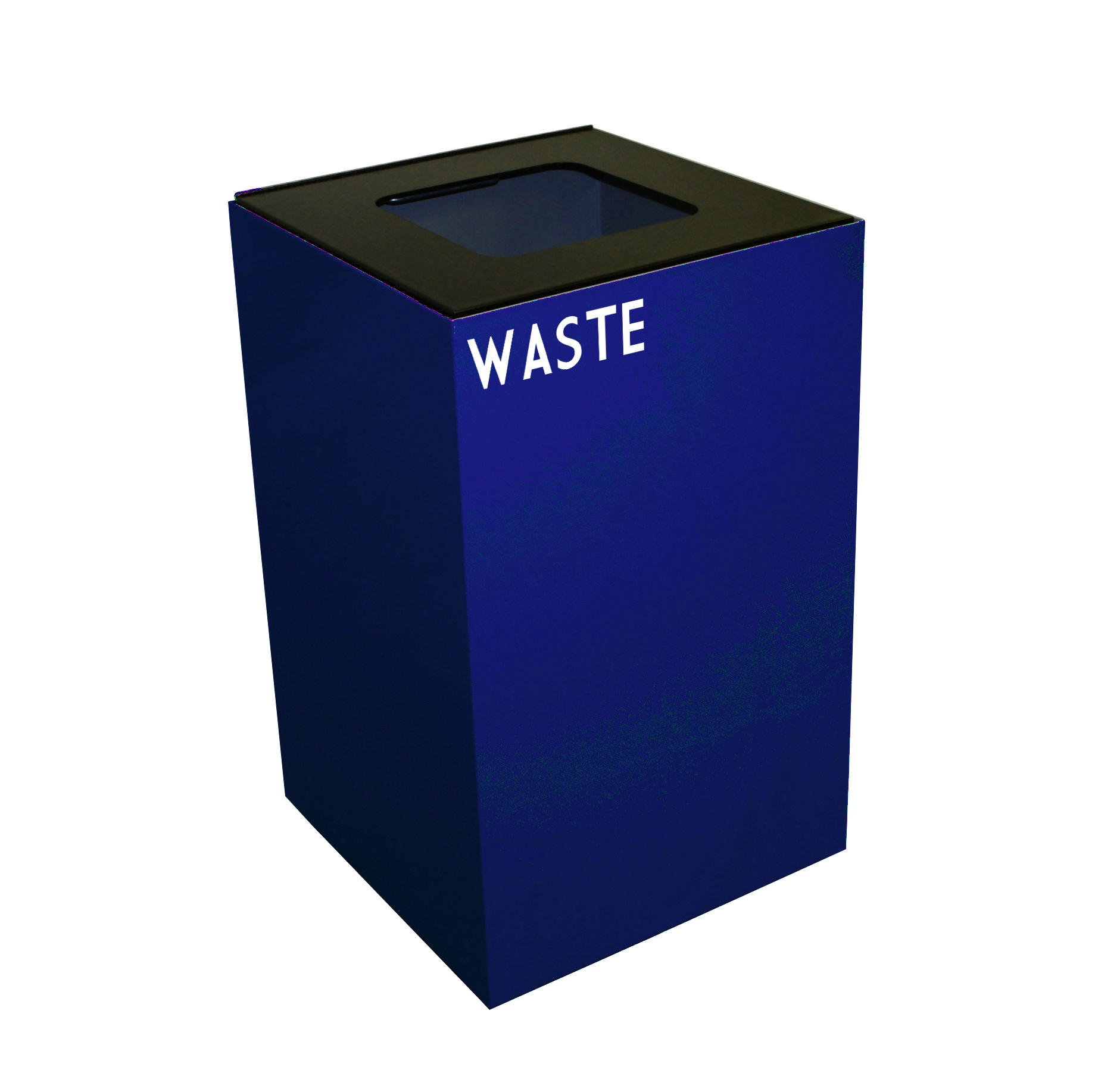 Square Recycling Containers For Waste