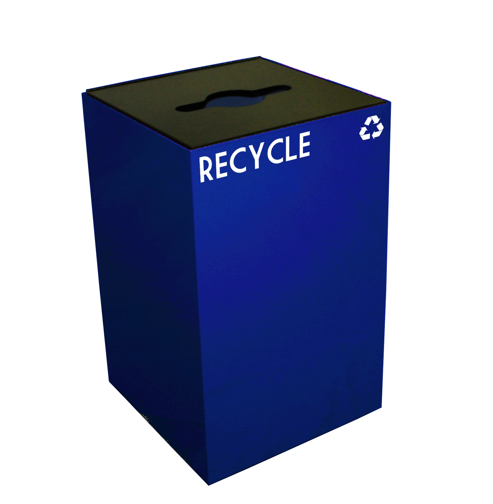 Indoor Square Recycling Containers