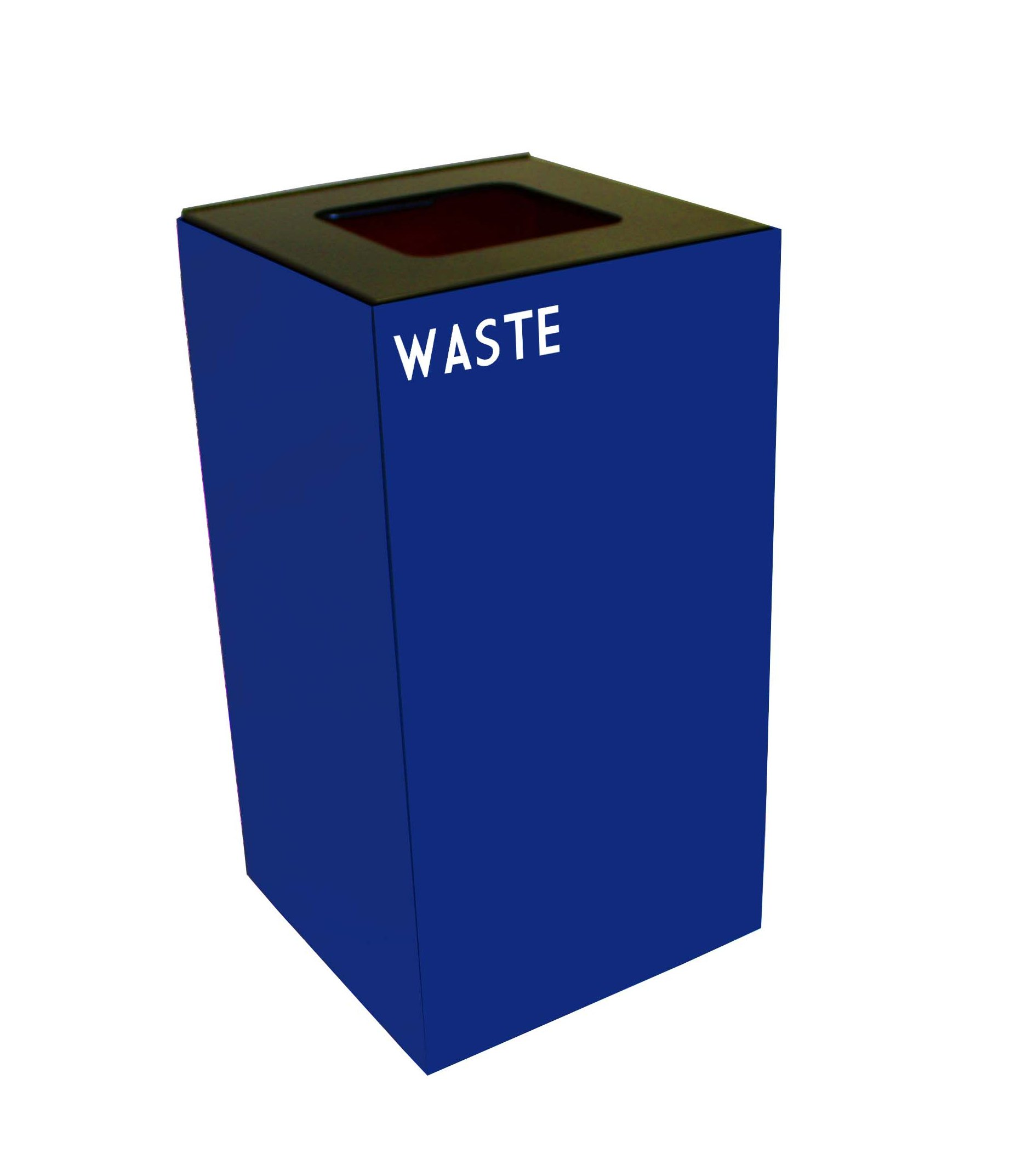 Indoor Square Recycling Waste Container