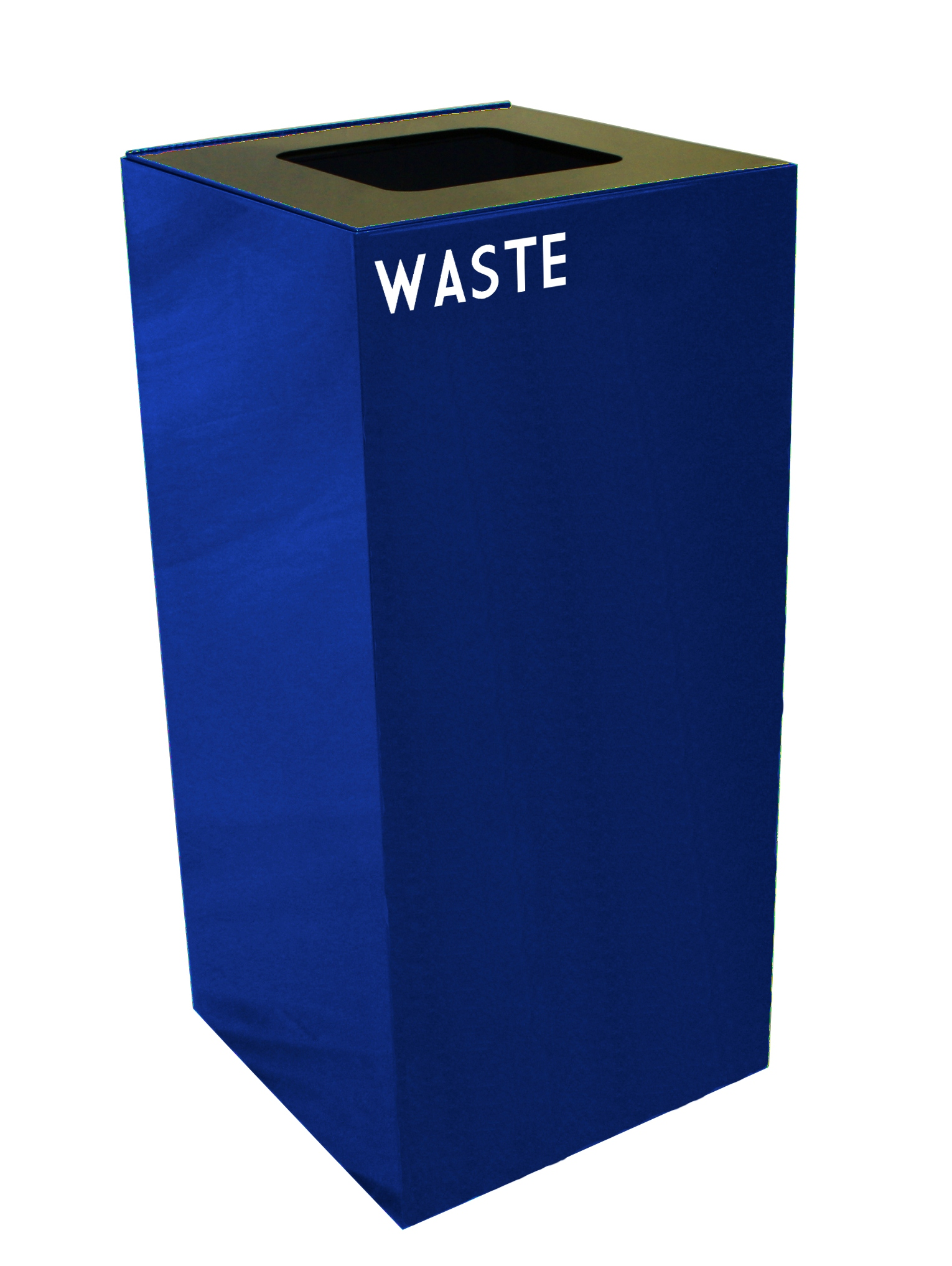 Square Recycling Waste Container