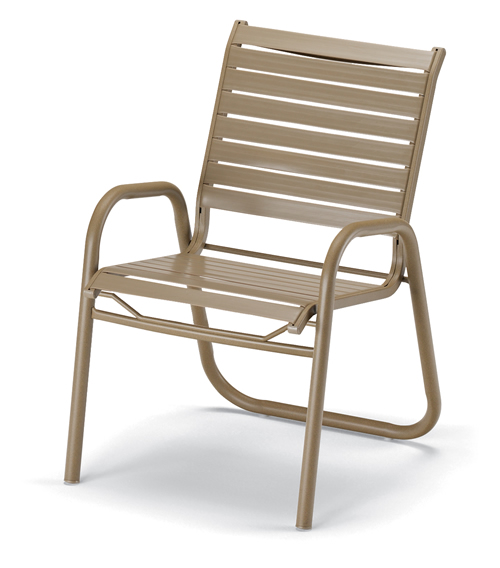 Reliance Strap Stacking Arm Chair