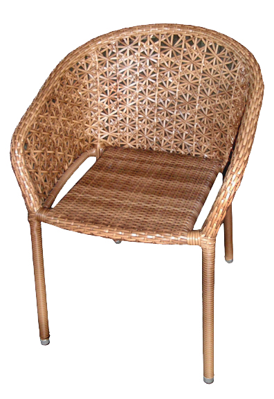 Fiji Club Chair Star and Standard Weave