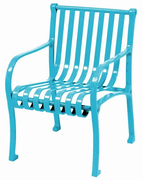 Straight Ribbon Chair