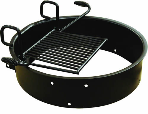 Drop Grate Fire Ring