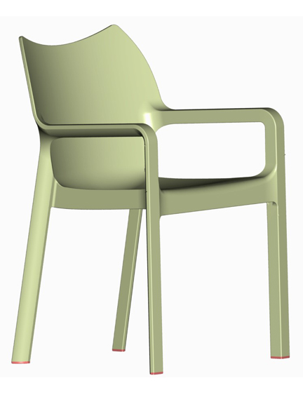 Martinique Arm Chair