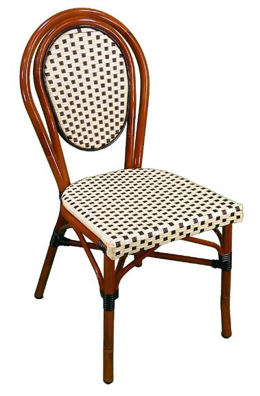 Parisienne side chair