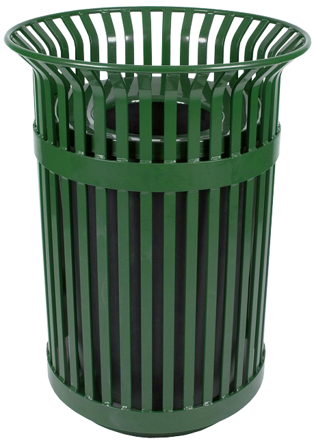 Heavy Duty Outdoor Waste Receptacle