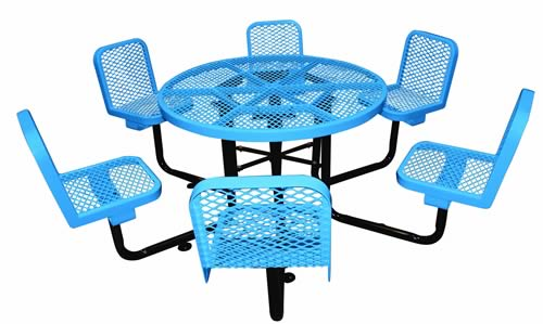 """36"""" Round Expanded w/chairs"""
