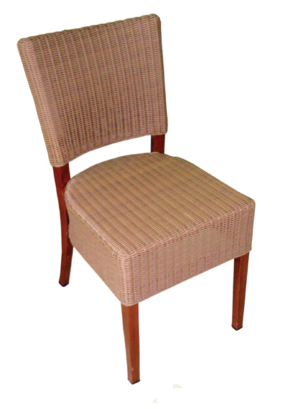 Singapore Side Chair Round Weave