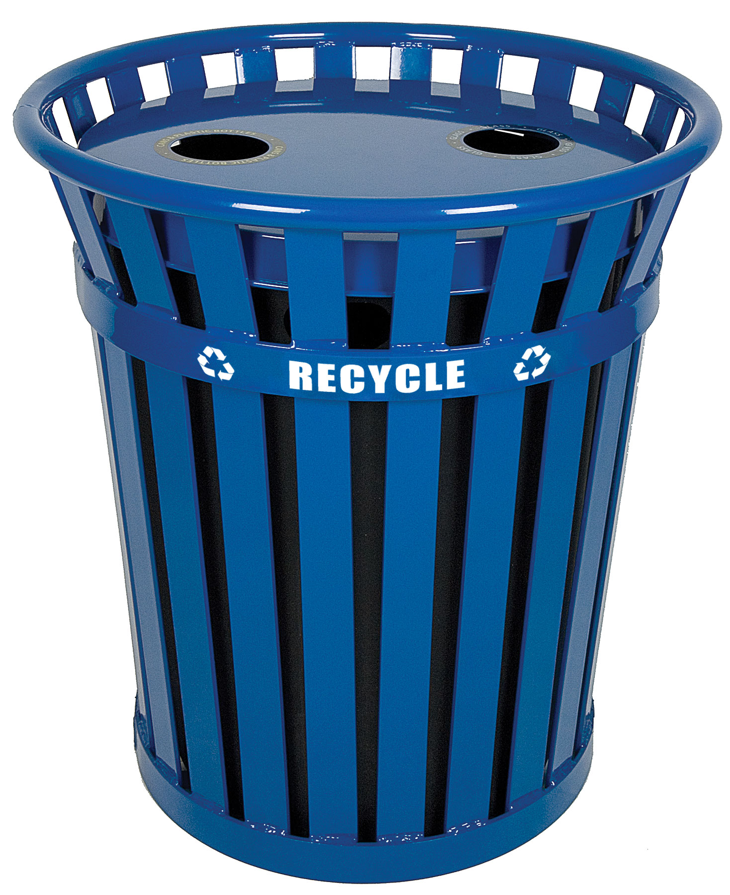 Heavy Duty Recycling Receptacle