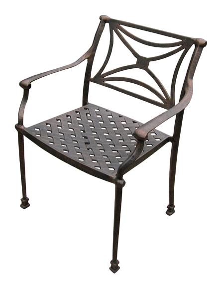 Director Arm Chair