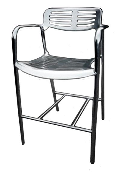 Toledo Style Barstool Chair