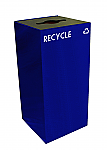 Square Recycling Container For Indoor