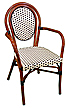 Parisienne Arm Chair