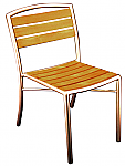 Curacao Side Chair
