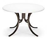 """48"""" Round Werzalit Table"""
