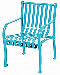 Straight Ribbon Chair