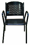 Perforated Chair