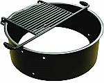 Flip Grate Fire Ring