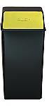 Indoor Pushtop Receptacle