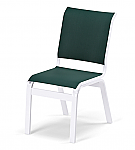 Fortis Sling Armless Dining Height Chair
