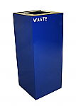 Geocube Collection Square Recycling Waste Container