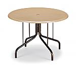 "42"" Round Value Werzalit Table"