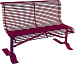 Steel Rod Benches