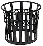 Large Round Outdoor Planter