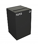 Square Recycling Containers For Paper