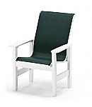 Leeward Sling Arm Chair