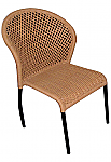 Hawaii Side Chair, Standard or Star Weaving