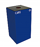 Indoor Square Recycling Cans Container