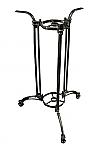 Andalusia-3 Special Bar Height, black