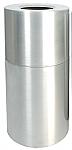 35 Gallon Indoor Aluminum Receptacles