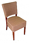 Singapore Side Chair Flat Weave