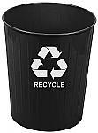 Recycling Wastebasket, Indoor