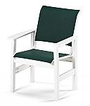 Leeward Sling Café Chair