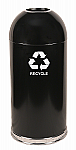 Dometop Recycling Containers