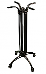 Andalusia-4 Bar Height, black