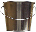 5 Quart Steel Pail