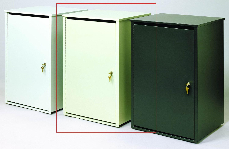 Confidential Waste Containers - Platinum Security