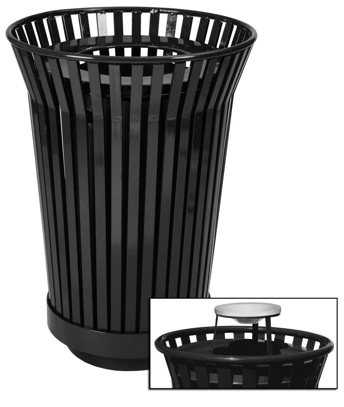 River City Series Waste Receptacles